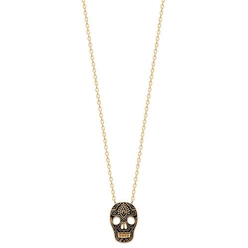 Collier Skull