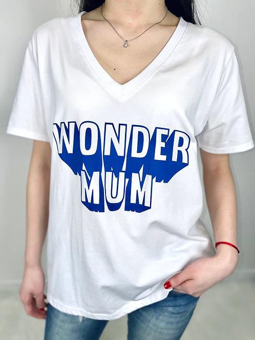 Wonder Mum Bleu