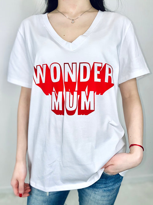 Wonder Mum Rouge