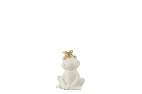 Mini Grenouille Porcelaine