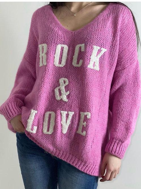 Pull Rock & Love Rose