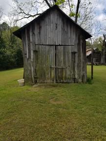 Rustic Storage Barn