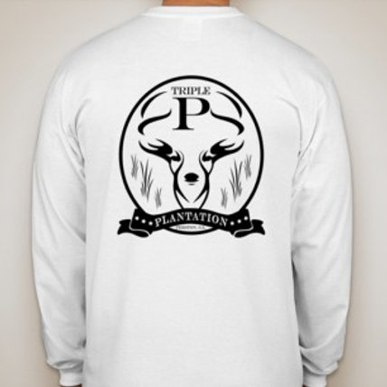 Triple P Long Sleeve TEE - LARGE