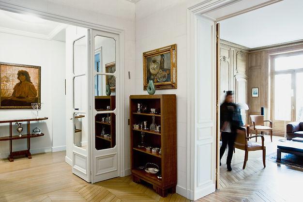 Aude Besson - Architecte d'intérieur- 49 - Dégagement