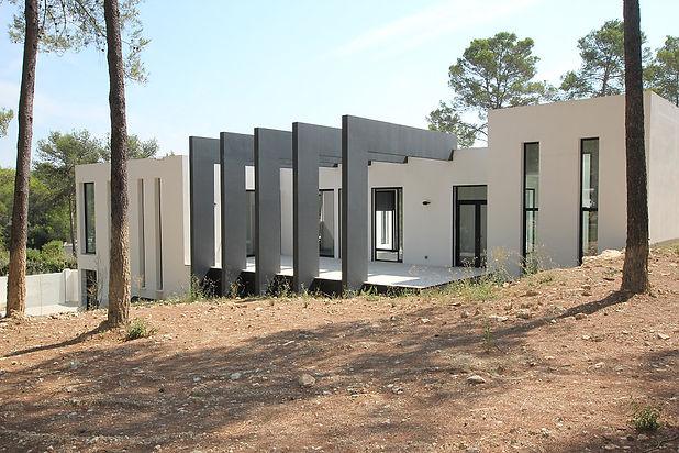 Aude Besson - Architecte d'intérieur- 49 - Façade