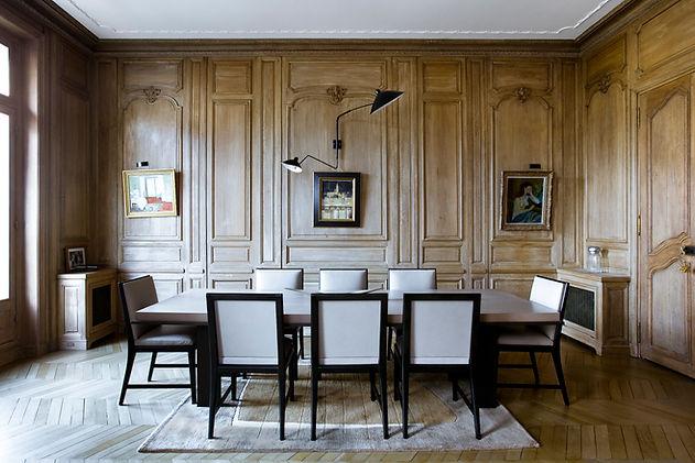 Aude Besson - Architecte d'intérieur- 49 - salle à manger