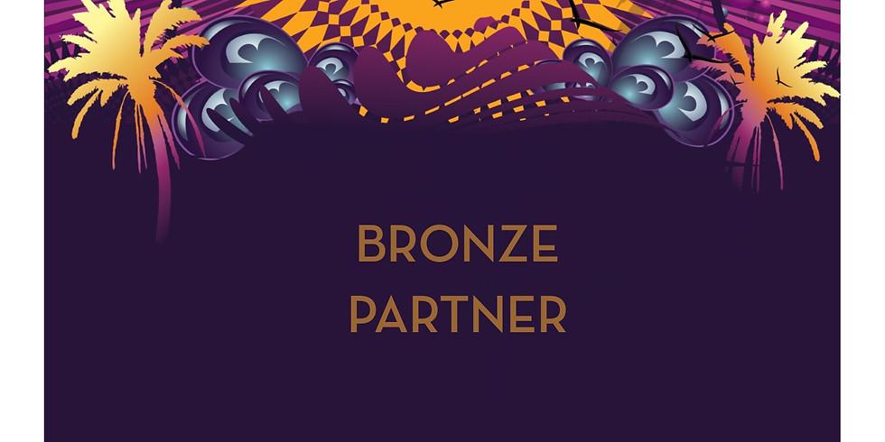 Bronze Partner $1,000