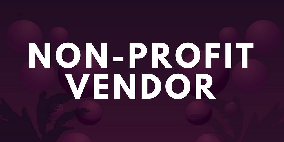 Summer Palooza Non-Profit 501(c)(3) Vendor