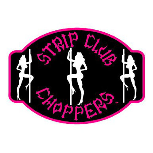 SCC Pink Pole Girl Theme Back Patch 11""