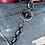 Thumbnail: SCC Silver w/Black Wallet chain