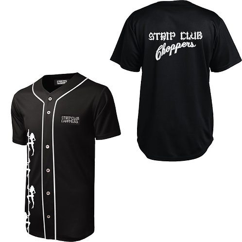 Men's SCC Embroidered Baseball Jersey