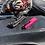 "Thumbnail: Pink 6"" Pole Girl Knife w/Case"