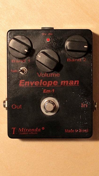 T.MIRANDA EM-1 Envelope Man