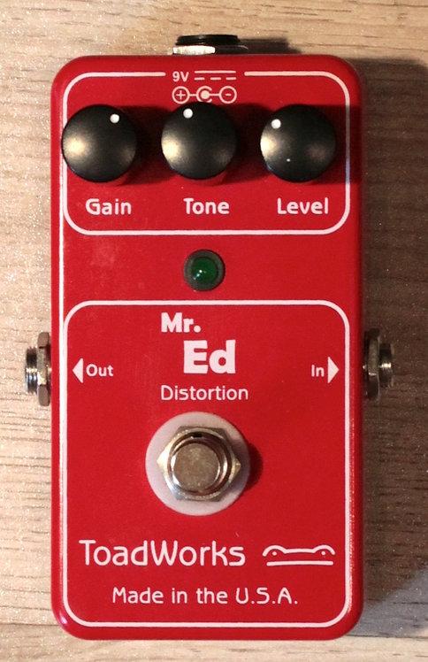 TOADWORKS Mr. Ed Distortion
