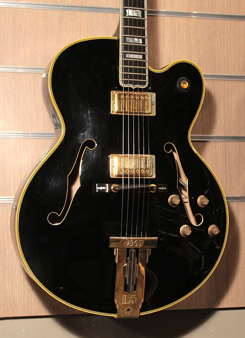 GIBSON L5 CES 100th Anniversary