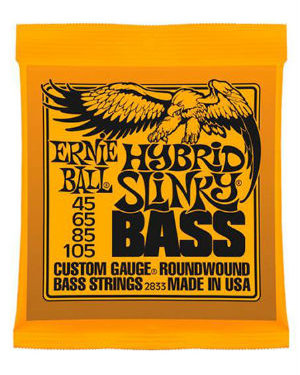 ERNIE BALL 2833 basso elettrico Hybrid Slinky 45-105