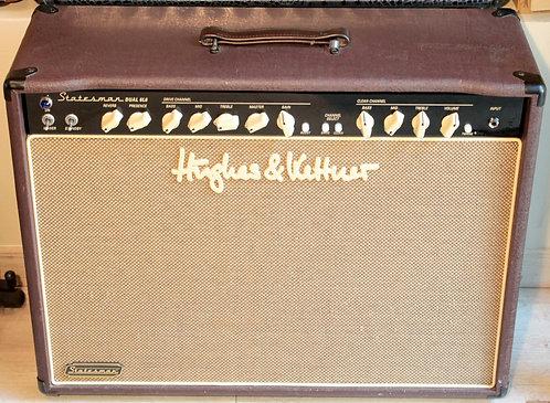 HUGHES&KETTNER Statesman Dual 6L6