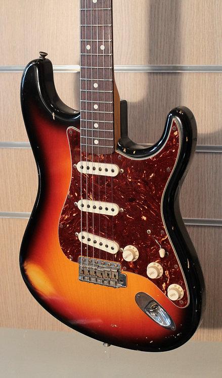Fender Stratocaster '64 Yuriy Shishkov Masterbuilt