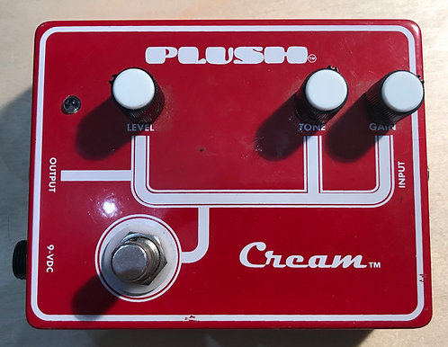 FUCHS Plush Cream Overdrive