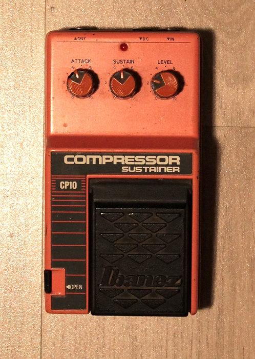 IBANEZ CP-10 Compressor