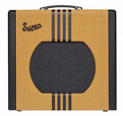 SUPRO DELTA KING 12 Tweed & Black