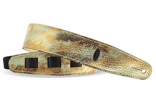 BMC TRACOLLE in pelle metallizzata 6 cm