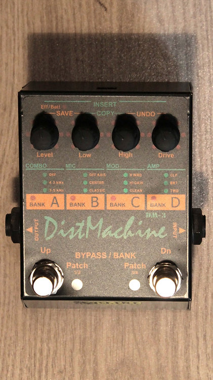 AMT ELECTRONICS DM-3 DistMachine