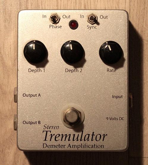 DEMETER Stereo Tremulator