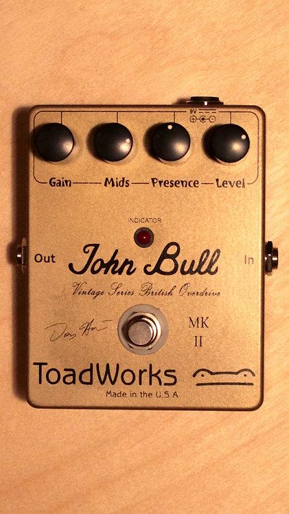 TOADWORKS John Bull MK II