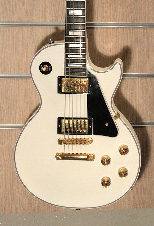 GIBSON Les Paul Custom White