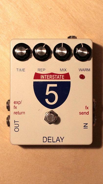 SPF Interstate 5