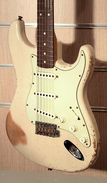 Fender Stratocaster '60 Greg Fessler Masterbuilt