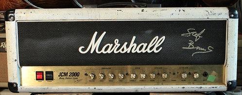 MARSHALL JCM2000 DSL50 Head UK Mantovani Mod