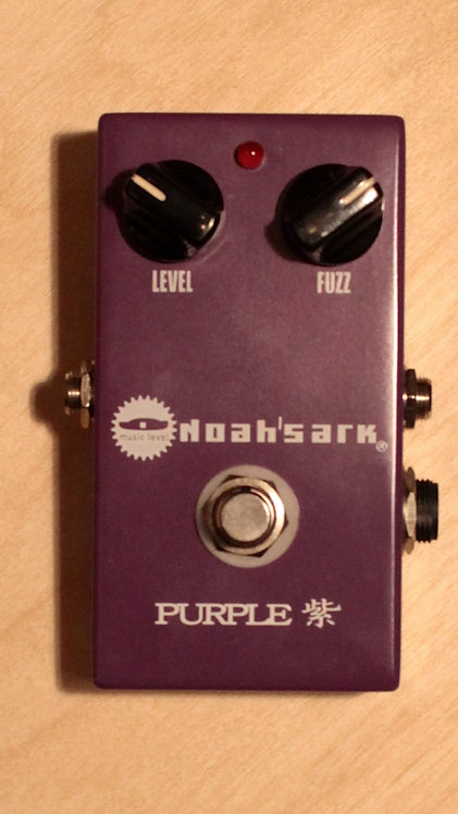 NOAH'S ARK Purple Fuzz