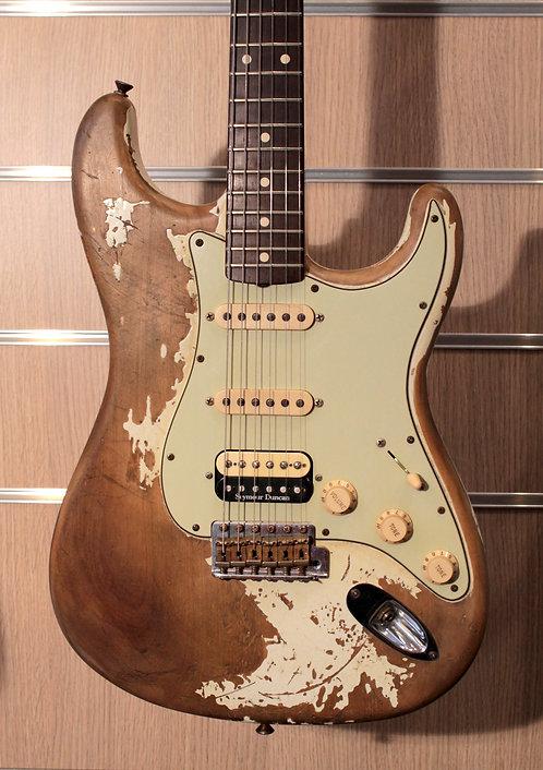 FENDER Stratocaster '60 Ultimate Relic Dennis Galuszka Masterbuilt