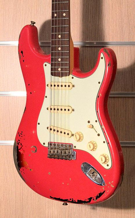 FENDER Stratocaster '63 M. Landau