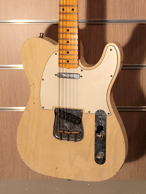 FENDER Telecaster Post Mod Journeyman Relic