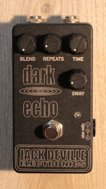 JACK DEVILLE Dark Echo