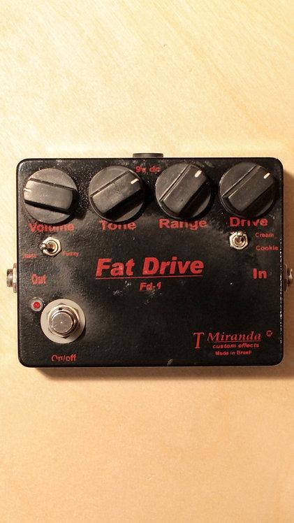 T.MIRANDA FD-1 Fat Drive