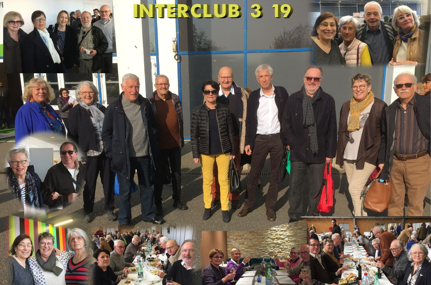Interclub de Comité Nantes 2019