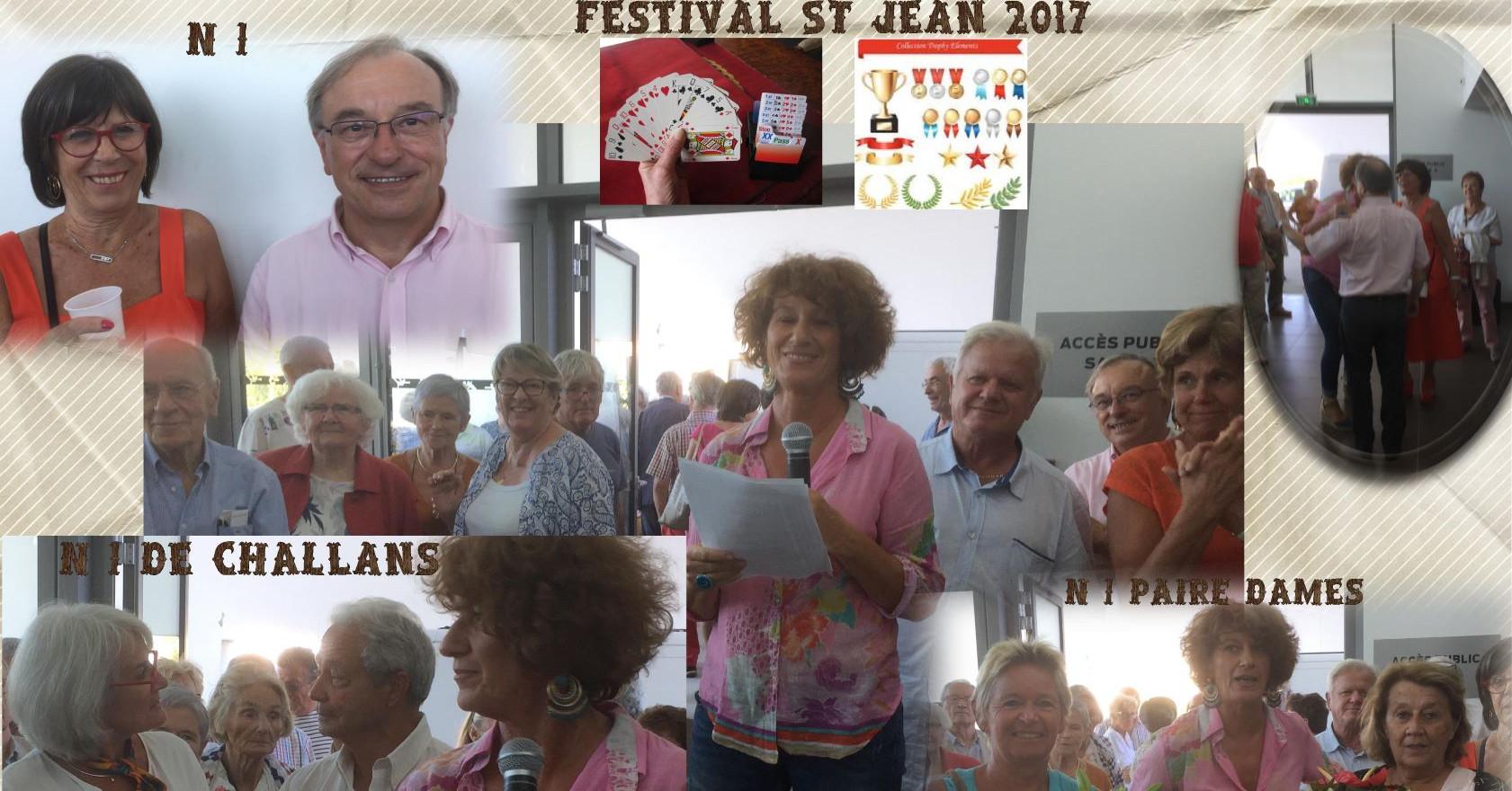 Tournoi de Saint Jean de Monts 2017