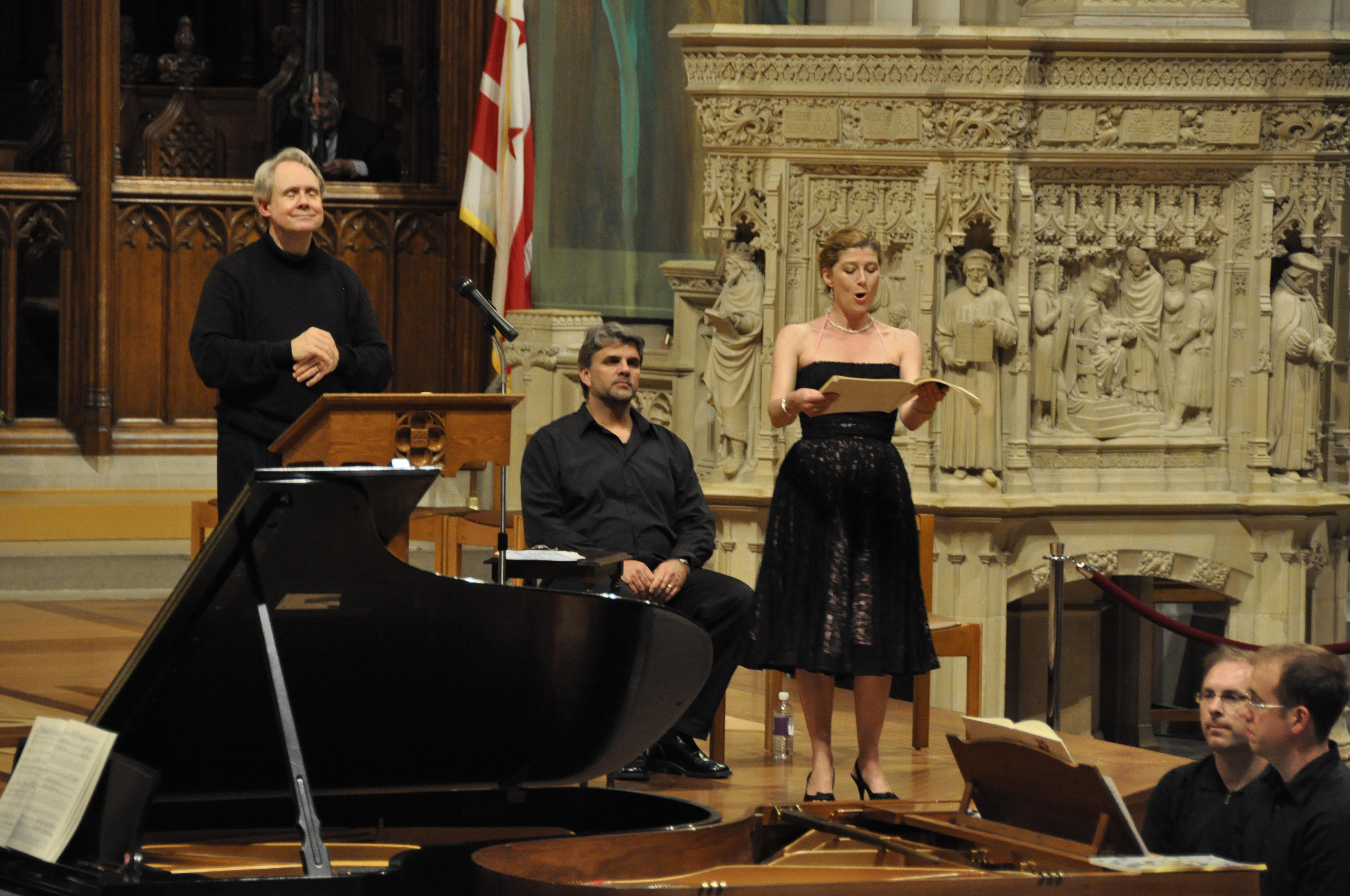 Carmina Burana, Cathedral Choral Soc