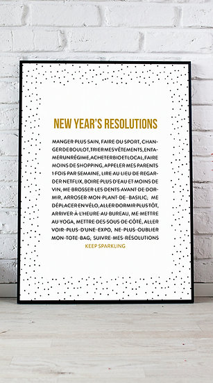 Resolutions (or not)