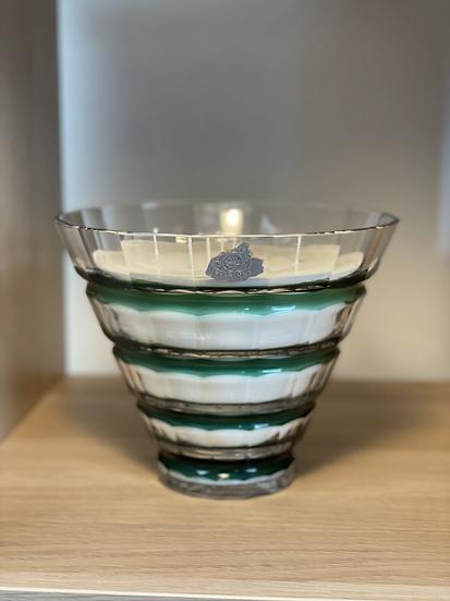 Grand vase vert