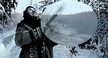 Maria Voldina, sciamana