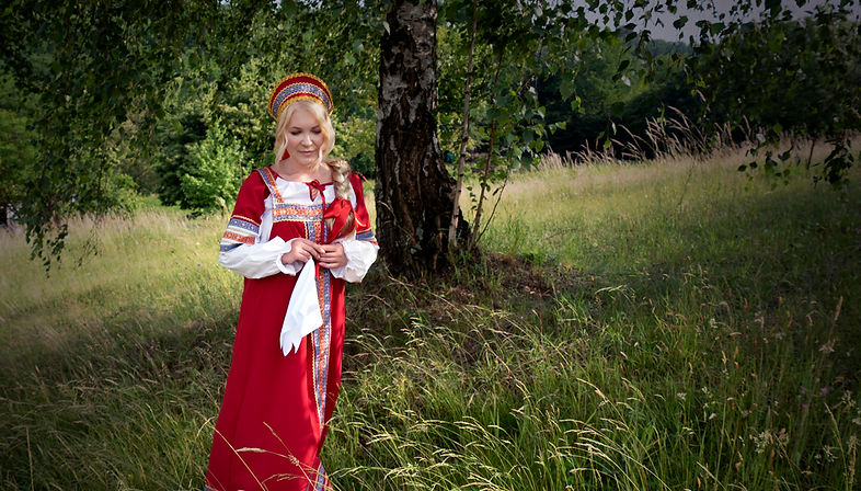 Maria Matveeva, singer. Videoclip Princess of Ukok