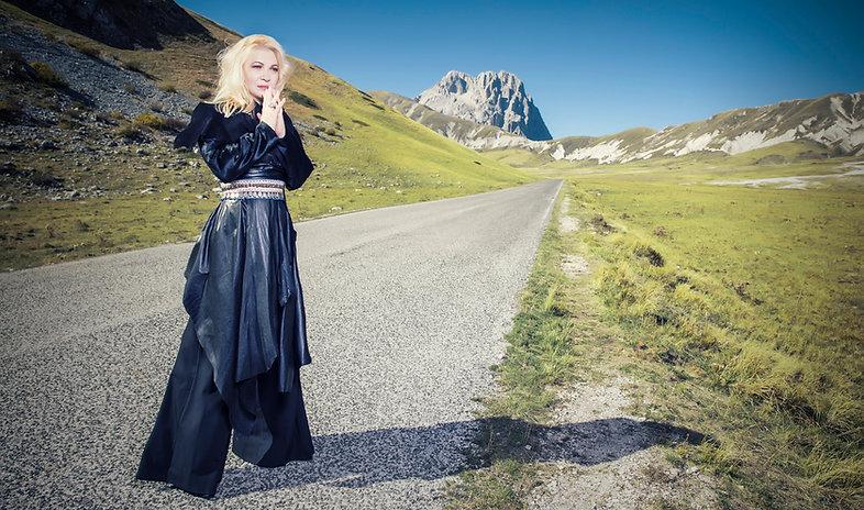 Maria Matveeva, cantante. Princess of Ukok