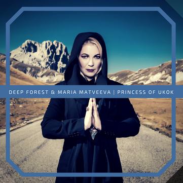 Princess of Ukok, by Maria Matveeva e Deep Forest