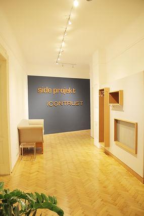 Innenarchitekt Wien Empfangsbereich