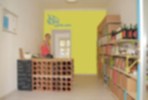 Raumgestaltung Geschäftslokal Wien
